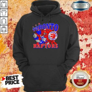 Amused The Toronto Raptors Logo 2021 Hoodie