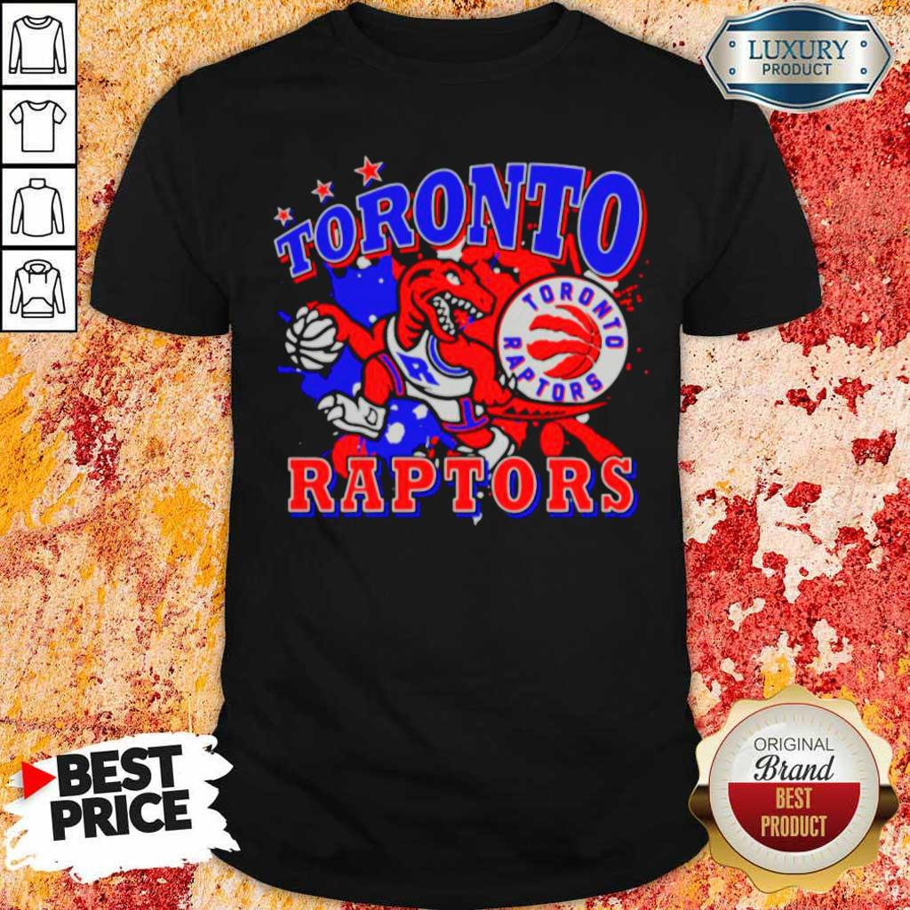 Amused The Toronto Raptors Logo 2021 Shirt
