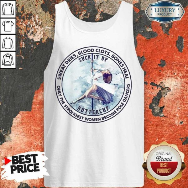 Annoyed 2 Blood Clots Bones Heal Only The Women Tank Top