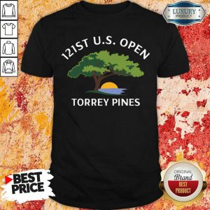 Appalled 121st US Open Torrey Pines Shirt