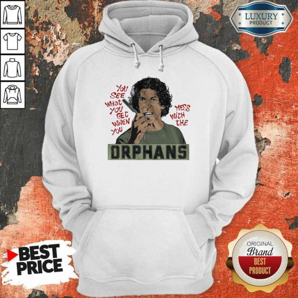Appalled The Orphans You See What You Get 9 Hoodie
