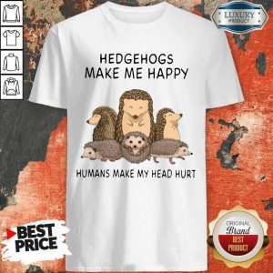 Great Make Me Humans Make My Head 7 Shirt