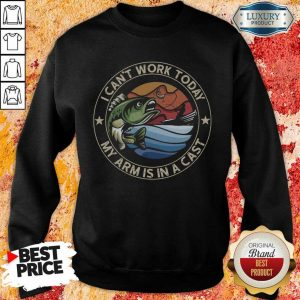 96 Delighted A Cast Fishing Sweatshirt