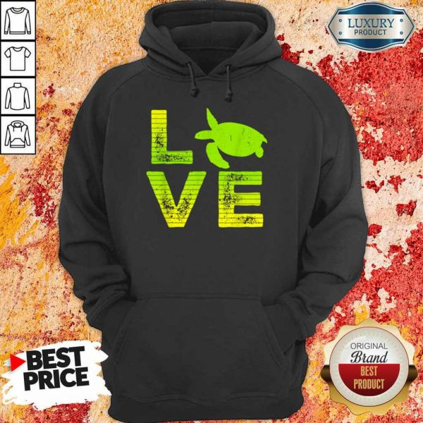Almost Perfect Turtles For Boys Girls Hoodie