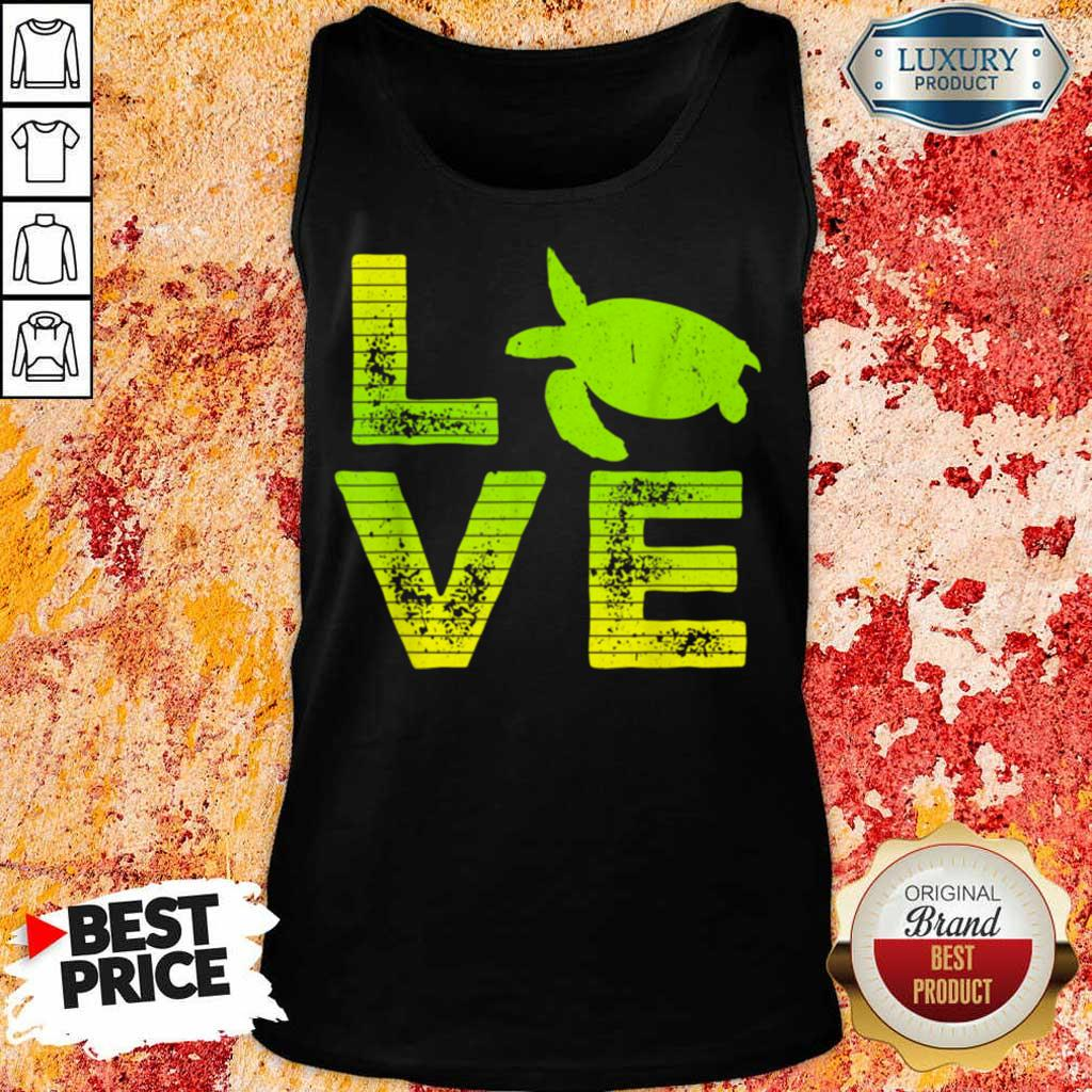 Almost Perfect Turtles For Boys Girls Tank Top