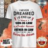 Awesome Father In 1 Law Shirt