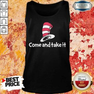 Confident Seuss Come Tank Top
