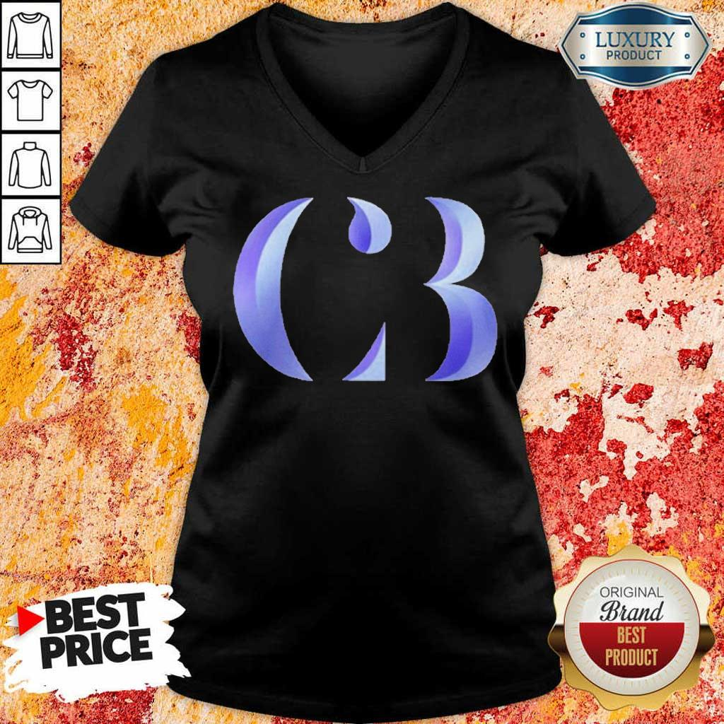Delighted 4 Critbard Cb V-Neck