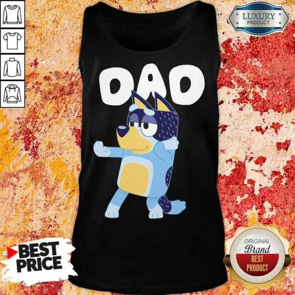 Just 1 Awesome Bluey Dad Tank Top