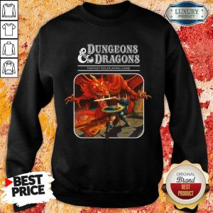 Just 5 Roleplaying Game Dungeons And Dragons Sweatshirt
