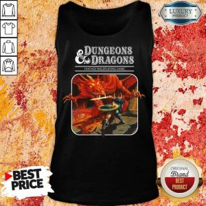 Just 5 Roleplaying Game Dungeons And Dragons Tank Top