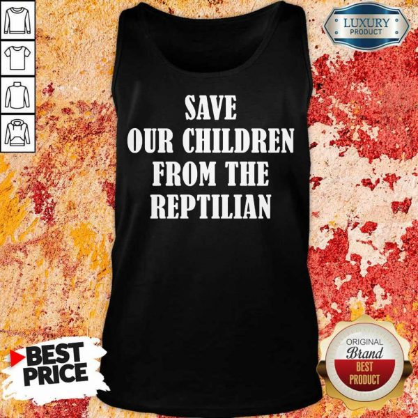 Perfect Save Our Children From Tank Top