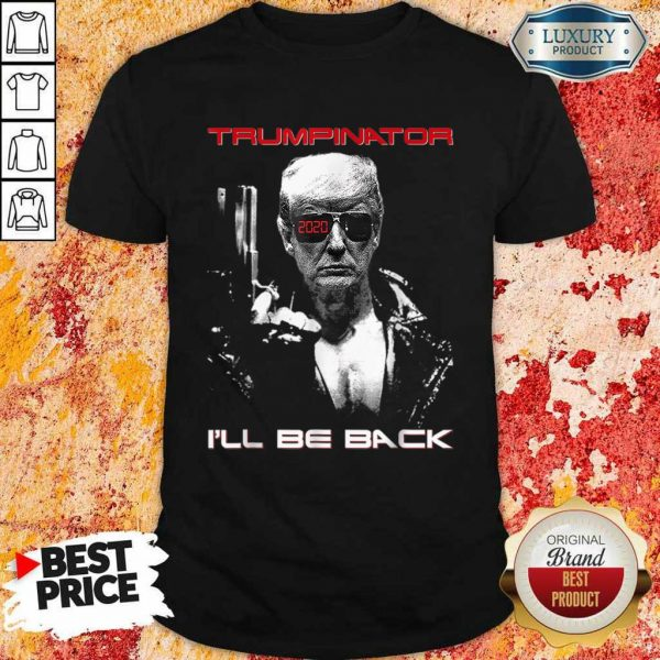Really I Will Be Back On 1 Day Shirt