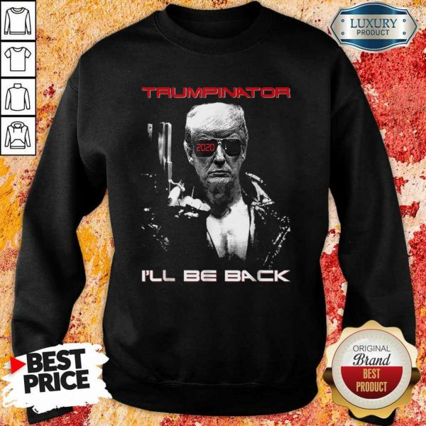 Really I Will Be Back On 1 Day Sweatshirt