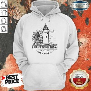 Funny Biscayne National Park Lighthouse Hoodie