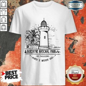 Funny Biscayne National Park Lighthouse Shirt