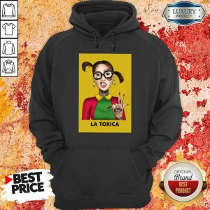 Funny La Toxica Loteria Hoodie