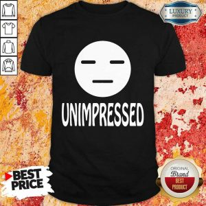 Premium Emoji Unimpressed Shirt