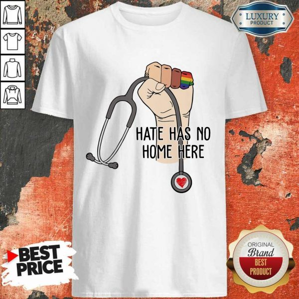 Top Hate Has No Home Here Shirt