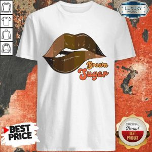 Brown Sugar Lip Shirt