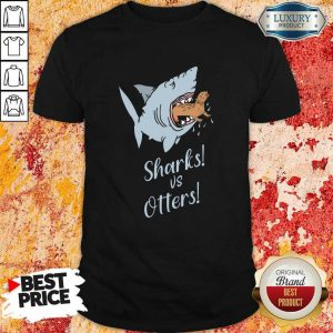 Shark And Otters Shirt