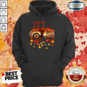 Tractor Maple Leafs Hoodie