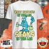 What Happens Stay In The Lab Shirt