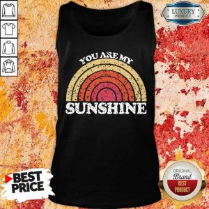 You Are My Sunshine Vintage Tank Top