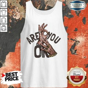 Are You Oke Hand Tank Top