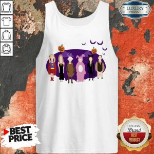 The One With The Halloween Party Tank Top