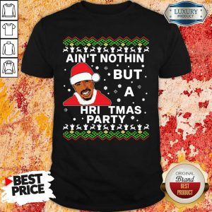 Tupac Are Nothing But A Christmas Party Shirt