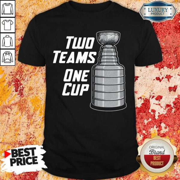 Two Teams One Cup Shirt