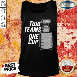 Two Teams One Cup Tank Top